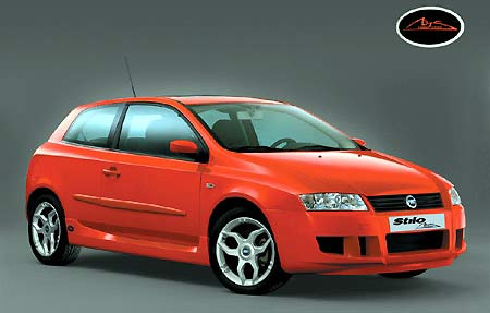 Les Fiat Series Speciales