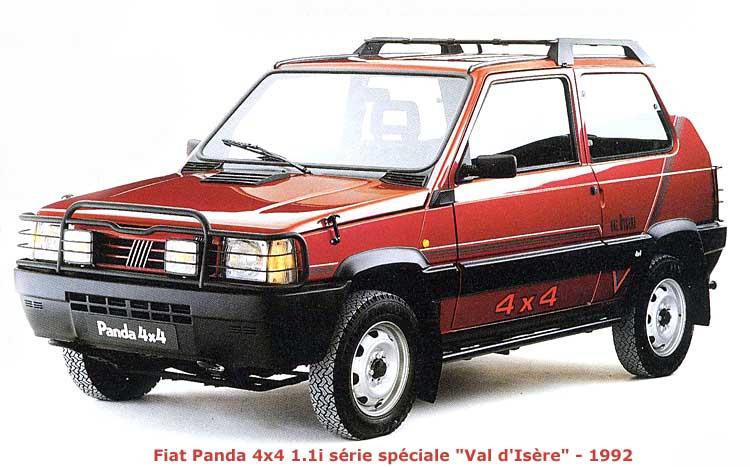 Panda 4x4 1990 17 best images about fiat panda 4x4 on for Panda 4x4 sisley scheda tecnica