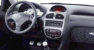 Les Peugeot séries spéciales.