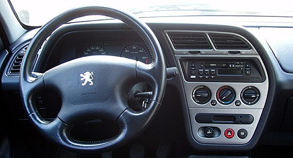 Les peugeot s ries sp ciales for Interieur 405
