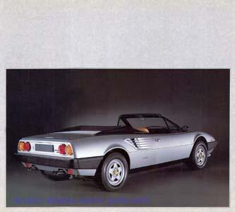cat logo ferrari mondial cabriolet 1984 em italiano. Black Bedroom Furniture Sets. Home Design Ideas